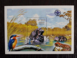 HIPPOPOTAME - TCHAD 2000 - BLOC MNH - Andere