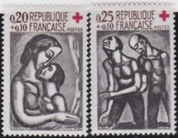 France     .    Yvert    .   1323/1324    .    **     .     Neuf SANS Charniere     .   /   .   MNH - France