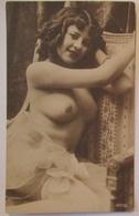 Erotik Nackte Frau, Ca. 1900 (10813) - Nus Adultes (< 1960)