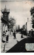 77 Bourron Marlotte  Grande Rue - Autres Communes