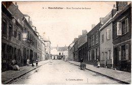 MONTDIDIER - RUE EUSTACHE LE SUEUR - Montdidier