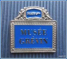 Magnet MUSÉE GREVIN - 9ème - Publicitaires