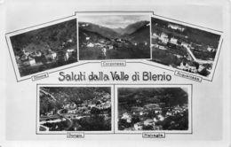 Saluti Dalla Valle Di Blenio - TI Tessin