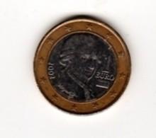 Autriche 1  Euro  2002 - Autriche