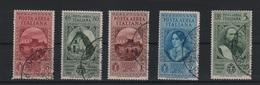 1932 Garibaldi P.a. Serie US - 1900-44 Vittorio Emanuele III