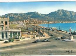 CP Marseille Promenade De La Corniche Rond Point De La Plage 13 Bouches Du Rhône - Autres