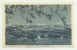 MONDOVI - PIAZZA - PANORAMA LEVANTE VIAGGIATA  FP - Cuneo
