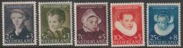 Nederland NVPH 1956  Nr. 683-687  MH - 1949-1980 (Juliana)