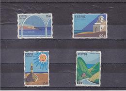 CHYPRE 1971 TOURISME  Yvert 357-360 NEUF** MNH - Chypre (République)