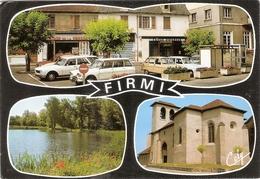 CP Firmi Multivues Multi Vues Place De La Mairie L'Etang De La Forézie 12 Aveyron - Firmi