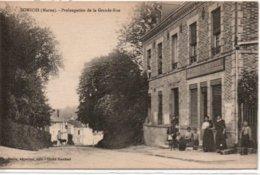 Somsois-Prolongation De La Grande-Rue - Autres Communes