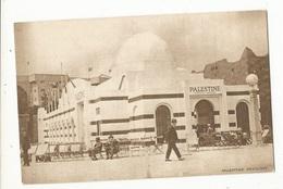 CPA , R.U ,British Empire Exhibition 1924 ,Palestine Pavilion  , Ed. The Sole 1924 - London