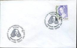 51860 Italia, Special Postmark 2007 Caltanissetta,  Exhibition Of The Painter Tiepolo, Immaculate - Otros