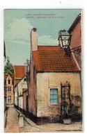 LIER  -  LIERRE  Begijnhof, Pompstraatje    Beguinage , Rue De La Pompe - Lier