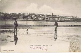 56 - La Trinité-sur-Mer (Morbihan) - Vue Prise à L'Est - La Trinite Sur Mer