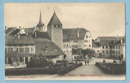 F0473   CPA  Postkarte  BIEL - BIENNE (Suisse Berne)  Altstadt - Vieille Ville   +++++ - BE Berne