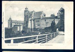 Cpa D' Allemagne Glauchau -- Schloss Hinterglauchau   DEC19-43 - Glauchau