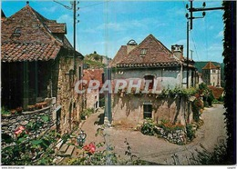 CPM Saint Cirq Lapopie (Lot) En Parcourant Le Lot Pittoresque Ier Village De France - France