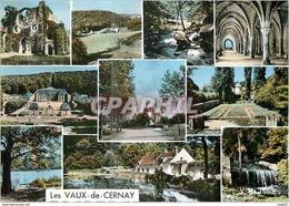 CPM Les Vaux De Cernay Dans La Vallee De Chevreuse (Seine Et Oise) - Cernay