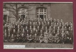 280220A - PHOTO 1930 LILLE école ARTS ET METIERS Avec Signatures Des élèves Au Dos De La Photo - Lille