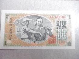 COREE-BILLET DE 1 CHON-1947 - Corée Du Sud
