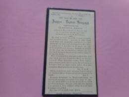 D.P.-JOANNES B.VAERENWYK °NAZARETH 15-1-1851+ALDAAR 23-4-1935 - Religion & Esotérisme