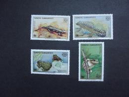Türkei  Internationaler Tag Der Umwelt:Amphibien   1990    ** - Otros