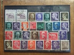 LUOGOTENENZA - Lotto Serie Complete Timbrate Dal N. 515 Al N. 542 + R.A. N. 7 + Spese Postali - 5. 1944-46 Lieutenance & Umberto II