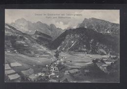 Cartolina Dosses Grödnertal - Italië