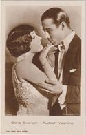Gloria Swanson & Rudolph Valentino.Ross Edition.Nr.1091/1 - Acteurs
