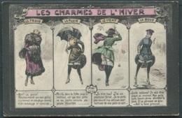 Les Charmes De L'hiver -   - Maca0688 - Humor