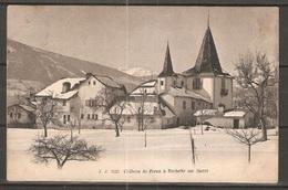 Carte P De 1907 ( Château De Preux à Anchette Sur Sierre ) - VS Valais