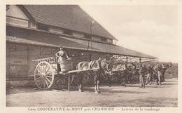 41--MONT-PRES CHAMBORD--CAVE COOPERATIVE--VOIR SCANNER - Frankrijk