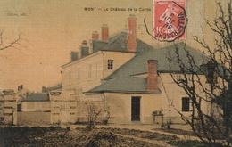 41--MONT-PRES CHAMBORD--LE CHATEAU DE LA CORNE--VOIR SCANNE - Frankrijk
