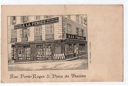 FOUGERES MAGASIN A LA PENSEE MERCERIE LAYETTE - Fougeres