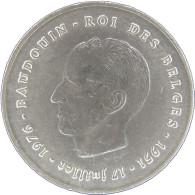 LaZooRo: Belgium 250 Francs 1976 XF / UNC - Silver - 10. 250 Francs