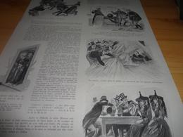 DOCUMENT ANCIEN  -  UNE TRADITION FRANCAISE - LES EBAUDES BRESSANES - Vieux Papiers