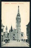 HONGRIE - BUDAPEST - Matyastemplom - Matiaskirche - Hongrie