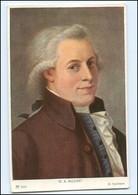 Y11224/ Komponist Mozart Verlag Ackermann Ca.1925 AK - Famous People