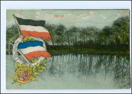 U4998/ Burg Auf Fehmarn Wappen Ak 1915 - Germania