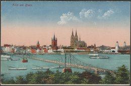 Gesamtansicht, Köln Am Rhein, C.1910 - AK - Koeln