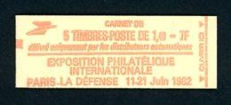 France   Y&T   2102 C2    XX    ---   Fermé Et Parfait état. - Carnets