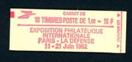 France   Y&T   2187 C2    XX    ---   Fermé Et Parfait état. - Carnets