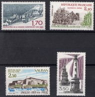 FRANCE N** 2323 A 2326  MNH - Unused Stamps