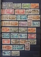 03 - 20 //  Grand Liban - Grosse Collection Par Multiple - Beau - TB Avec PA Et  Taxe - Gross-Libanon (1924-1945)
