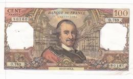 Billet 100 FRANCS TB + Du 8 Novembre 1973 De CORNEILLE - 90160 Alph. O. 769 @ N° Fayette : 65.44 - 1962-1997 ''Francs''