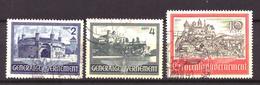 Generalgouvernement / Poland / Polen 63 T/m 65 Used (1941) - Besetzungen 1938-45
