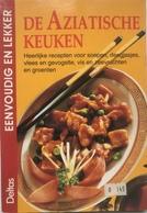 (59) De Aziatische Keuken - Deltas - 64p. - H20x14cm - Vita Quotidiana