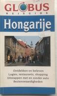 (60) Hongarije - Globus Reisgids - 120p. - H18x11cm - Géographie