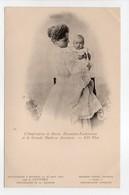 - CPA FAMILLES ROYALES - L'Impératrice De Russie Alexandra-Feodorovna Et Anastasie - Photo Neurdein N° 11 - - Case Reali